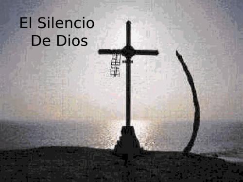 SILENCIO DE DIOS