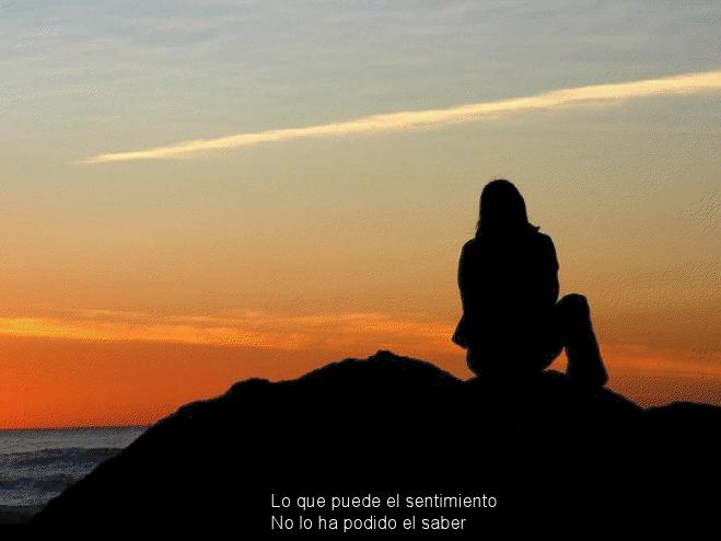 soledad....