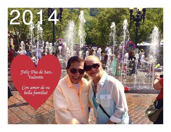 SAN VALENTIN 2014 AMAURY Y NANCY