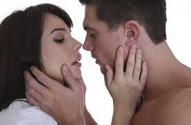 pareja sensual